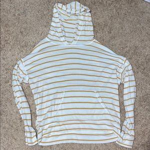American eagle soft and sexy plush hoodie